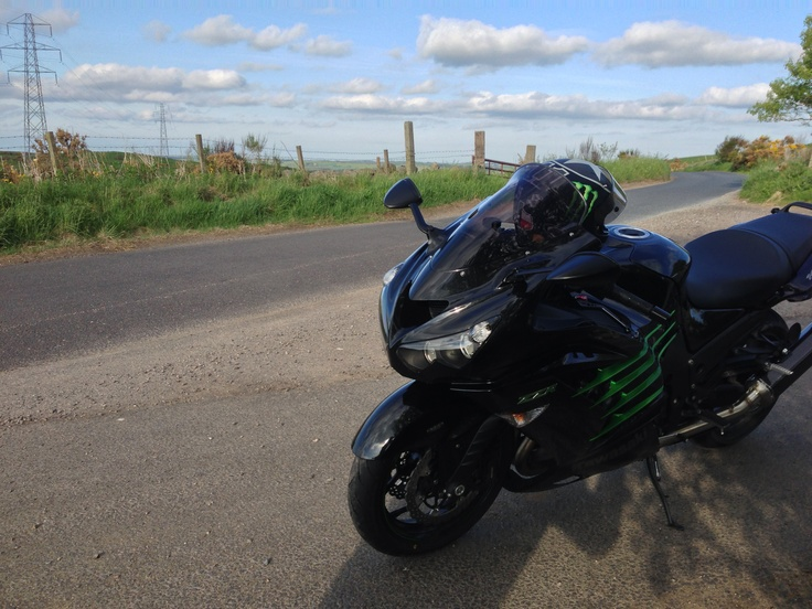 Picture from the proposal ride... ;)