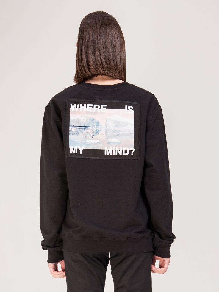 MISBHV , Iceberg Sweatshirt #shopigo#shopigono17#shoponline#womenswear