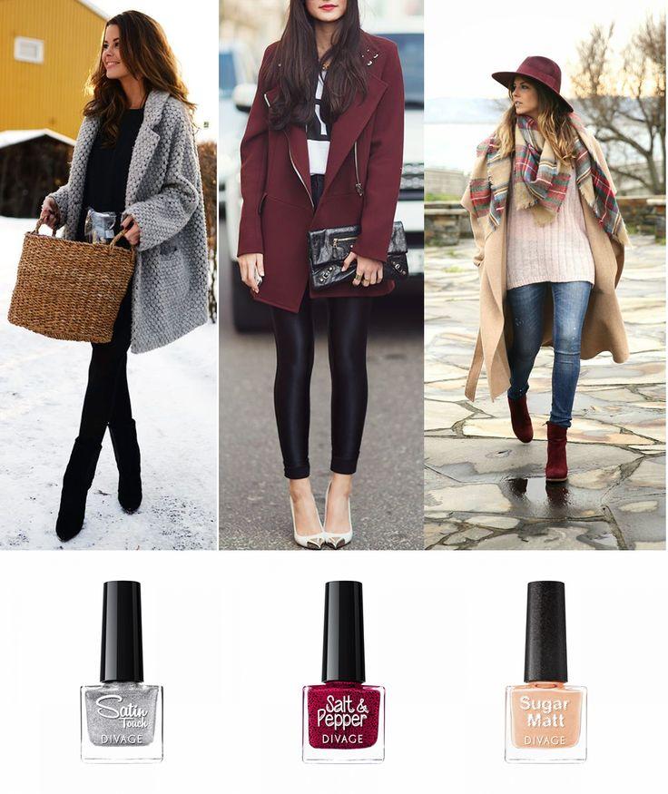 Per tutte le amanti dei cappotti #invernoapienocolore