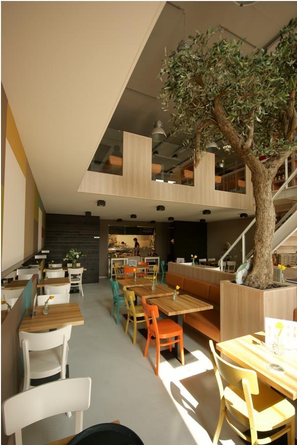 Más de 1000 imágenes sobre narrow restaurant spaces.... en ...