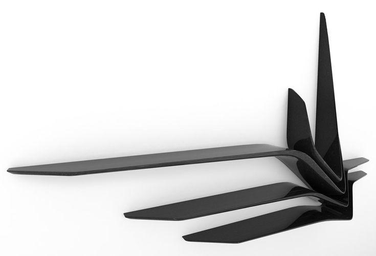 CITCO furniture design by Zaha Hadid