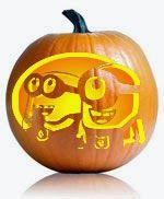 printable minion pumpkin pattern | Driven By Décor: The Great Pumpkin Stencil Debate