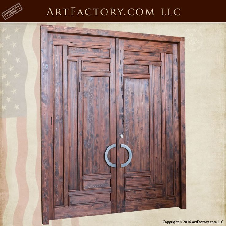 228 best Hand Crafted Doors images on Pinterest