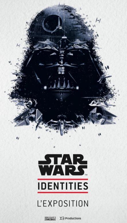 """""""STAR WARS Identities : L'Exposition"""" s'invite à la CITÉ DU CINEMA de Paris – St Denis du 15 février 2014 au 30 juin 2014. #StarWars"""