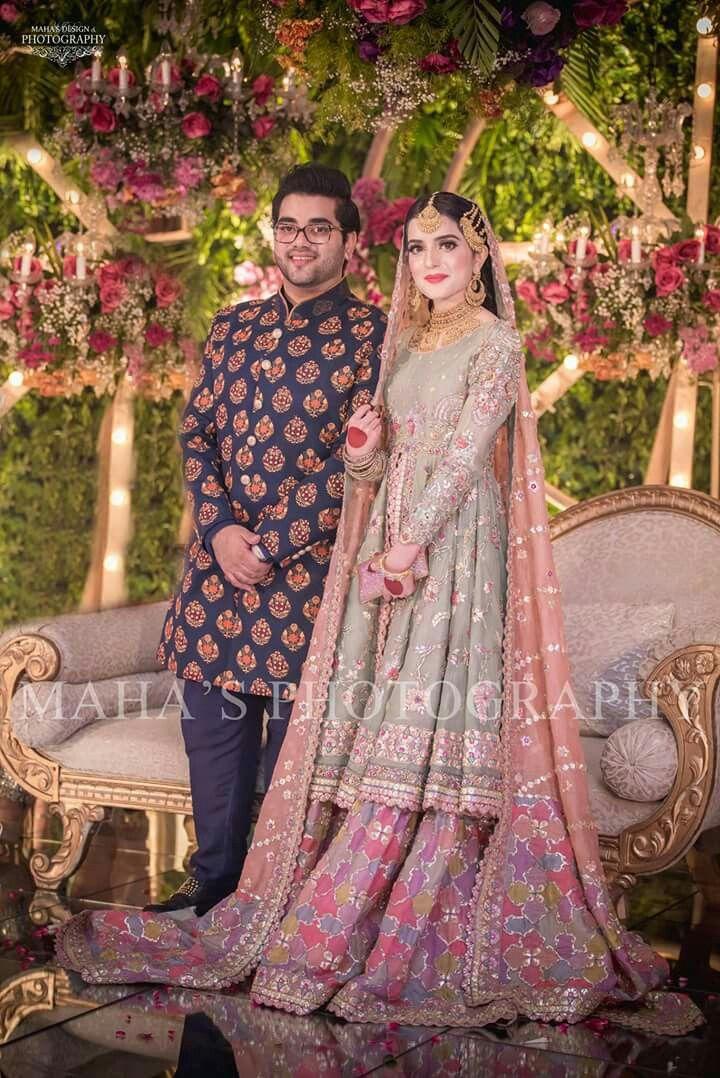 Asian Pakistani Indian Bridal dress tailormade in UK and Europe #pakistanistyle #pakistanibridal #indianwedding #pakistaniwedding #fashionweek www.mizznoor.co.uk