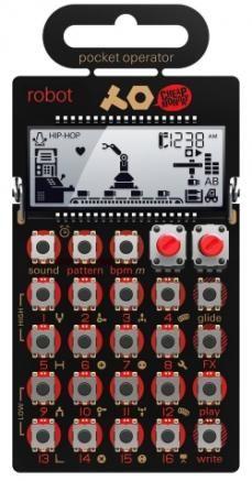 Pocket Operator - Robot