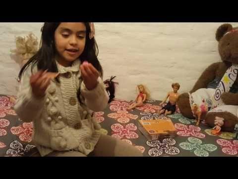 ConyToys Polly pocket (primer vídeo)