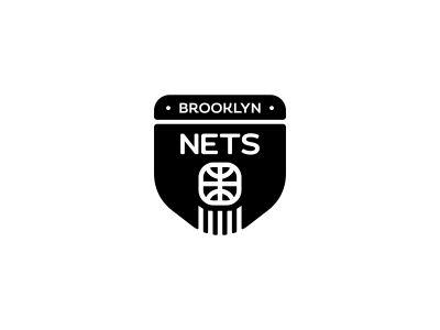 Brooklyn Nets Logo Design by Dalius Stuoka