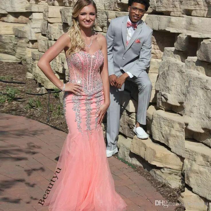 125 best Prom Dresses images on Pinterest | Formal evening dresses ...