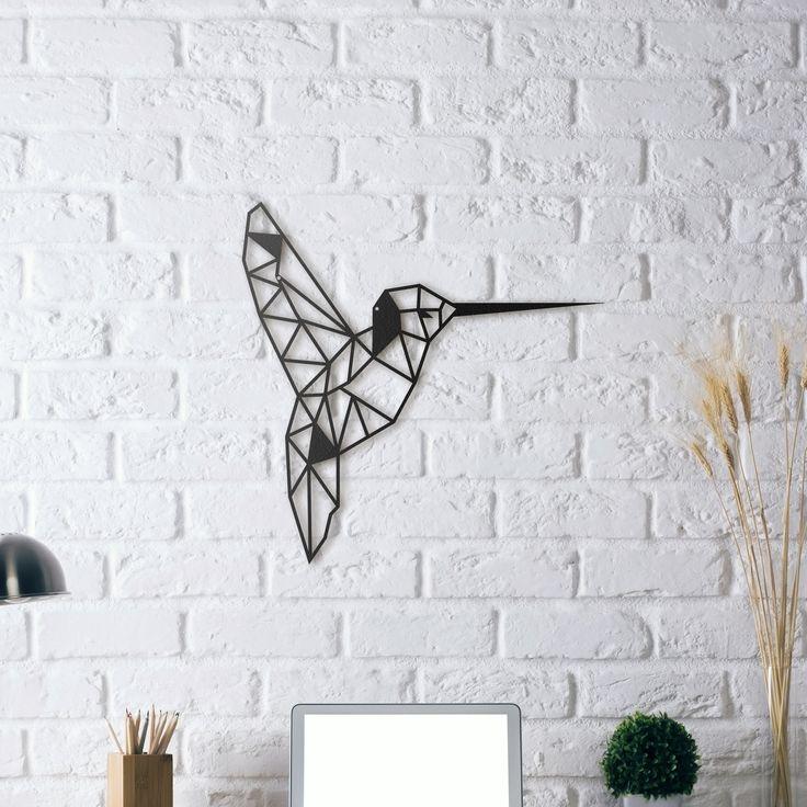 Les 25 meilleures id es concernant d coration murale en for Decoration murale oiseau