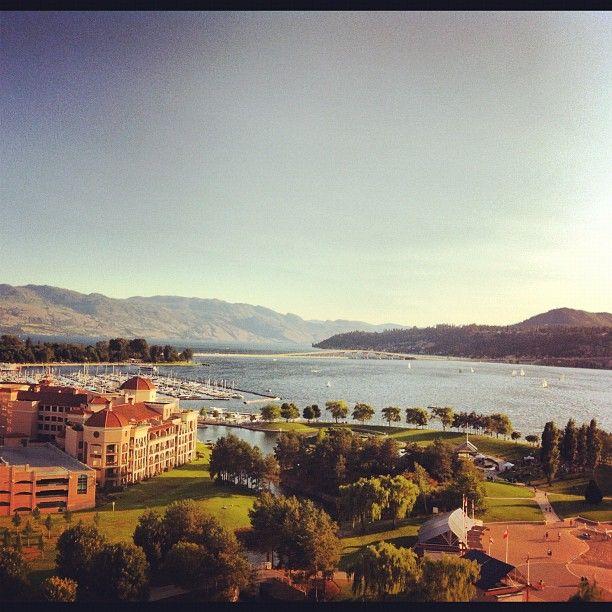 lakes, beaches, scenery, Kelowna!