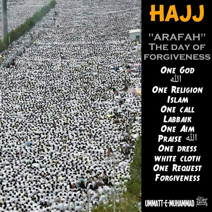 Hajj#arafahday
