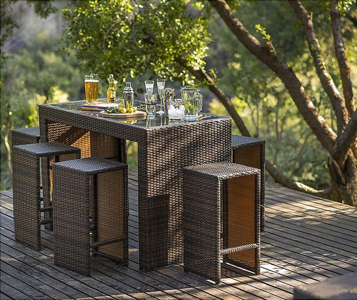 Comer al aire libre es ideal para despejar la mente y para liberar tensiones. ¡Comienza tus días disfrutando del buen clima y con un ánimo increíble! #SodimacHomecenter #Sodimac #Homecenter