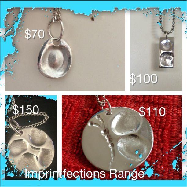 Imprintfections range
