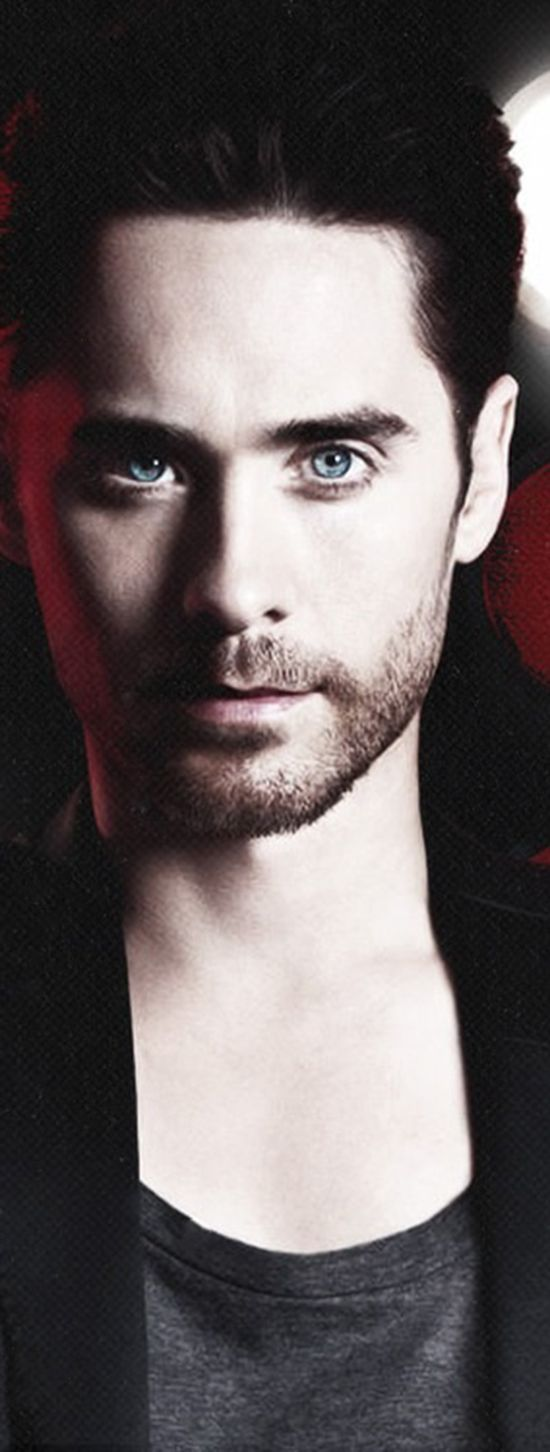Jared Leto. Um.. had no! idea! How multi talented this guy is until tonight.