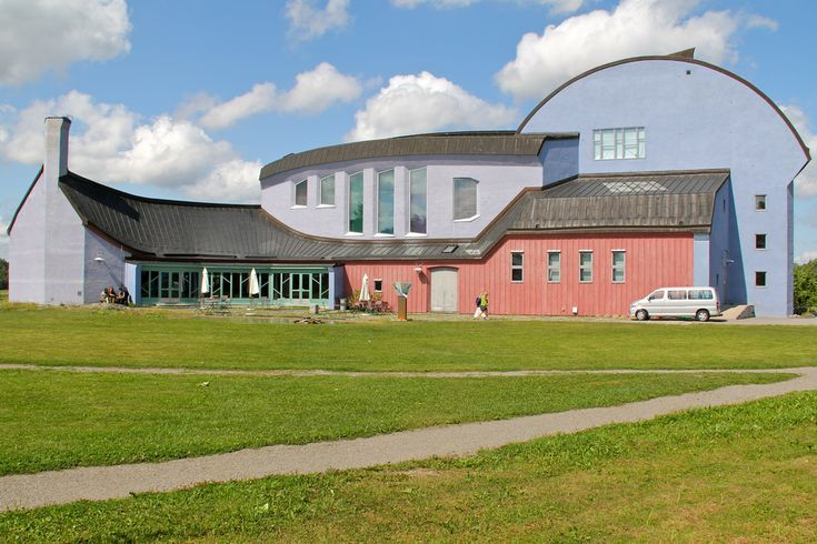 Ytterjärna Cultural Hall I | Flickr - Photo Sharing!