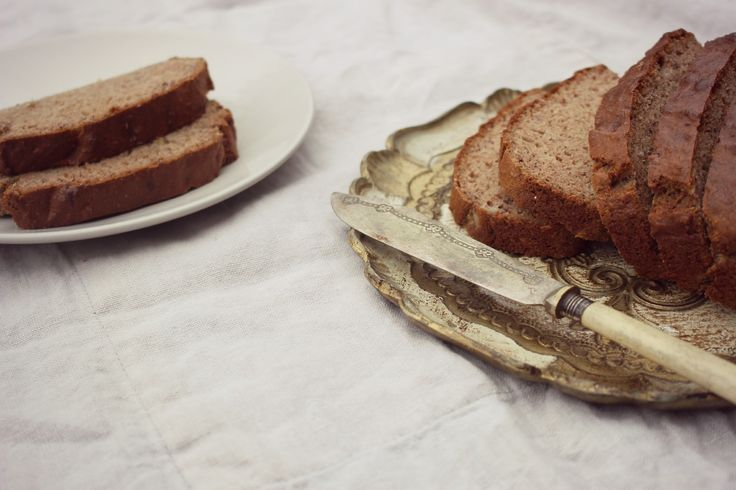 Banana Bread (GF, DF, SF) and a How To Video — Danielle Heyhoe