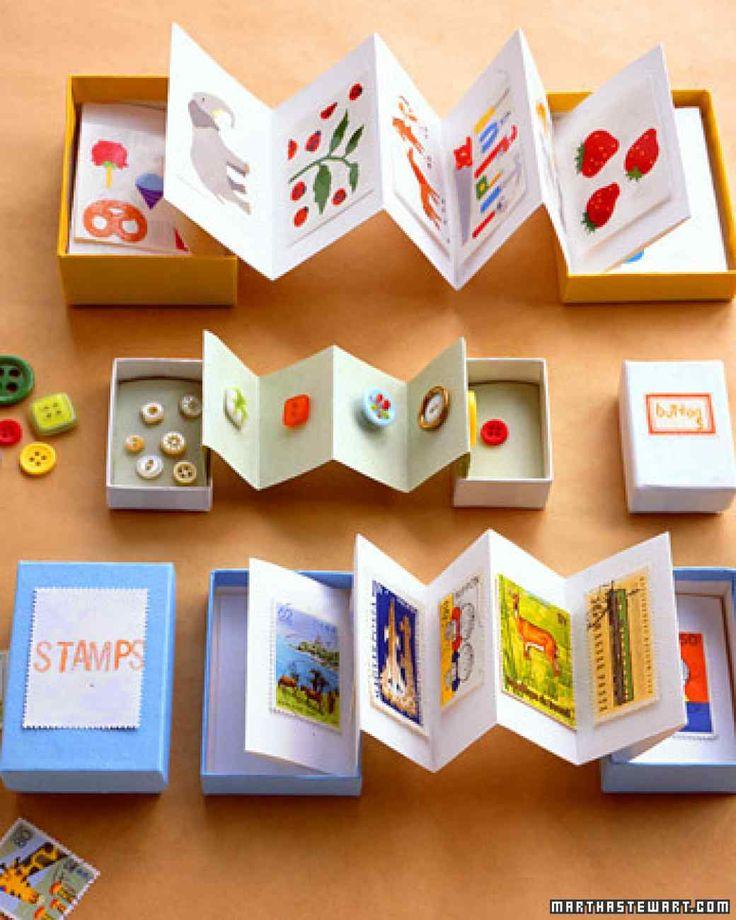 L'atelier du mercredi : avec du papier plié en accordéon - Plumetis Magazine