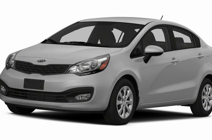 KIA Rio Sedan new - http://autotras.com