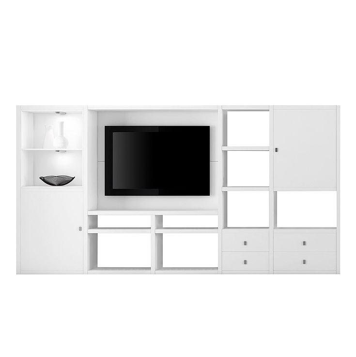 25+ best ideas about tv wand wohnzimmer on pinterest | tv wand do, Deko ideen