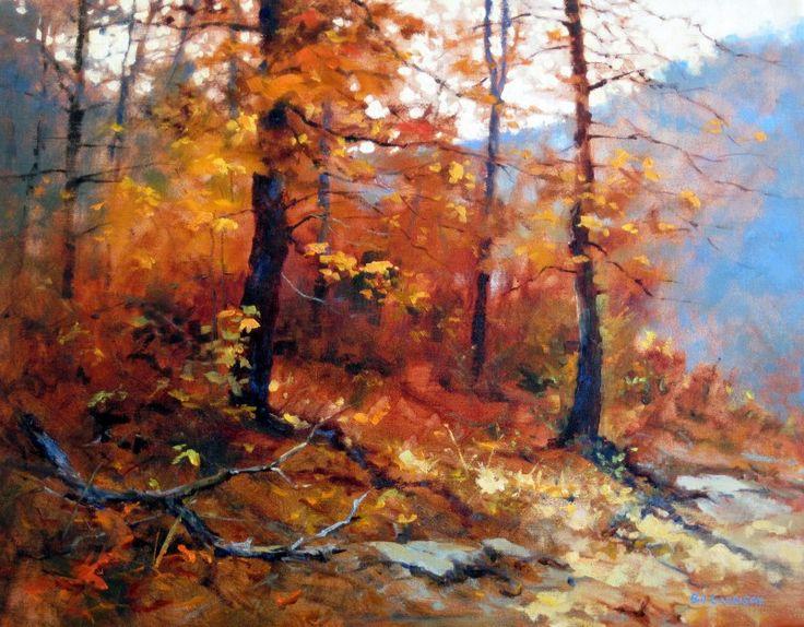 Bill Garrison  Autumn Maple