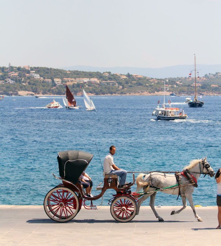 Yacht Racing In #Spetses - Greece With A 'Salty Bag' by Yatzer