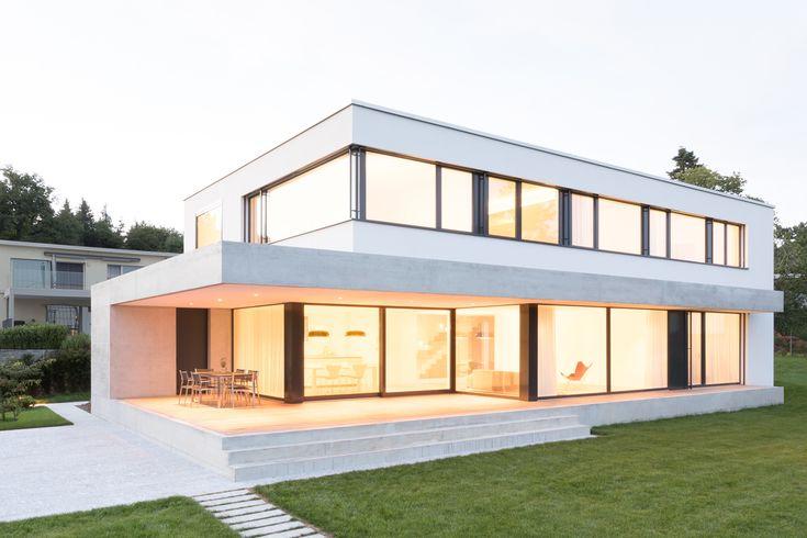 EFH St Gallen, bureau d'architecture – sketchesROLLE