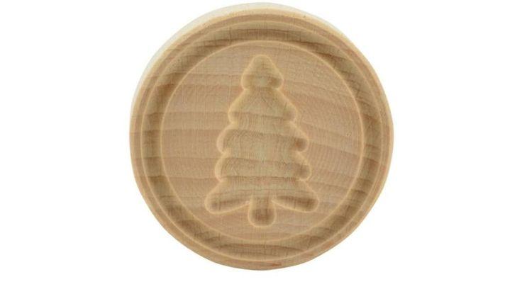 Fenyőfa karácsonyi fa sütipecsét - Sütipecsét - Süss Velem Cukrász webshop - cukrász kellékek, cukrász eszközök, sütési kellékek