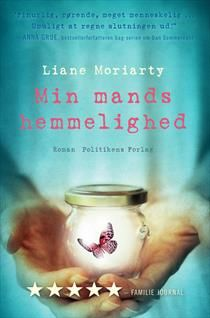 Liane Moriarty - Min mands hemmelighed