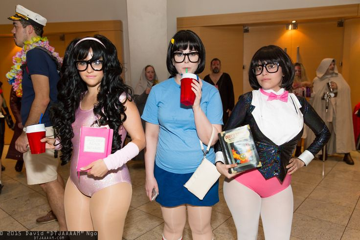 Tina Belchers #DragonCon2015