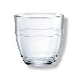 le verre de la cantine  Au fond il y avait un chiffre c'était à celui qui était le plus vieux ... ^^