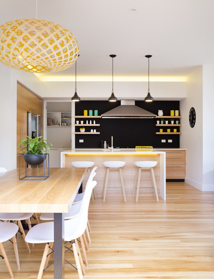 A budget of $36,000 and input from designers at DJ Cabinetry have resulted in thisScandi-style kitchen witha roomy scullery At a glance Who lives here? Fleur Clough (recruitment consultant at Eclipse Recruitment), husband Anthony (client relationship manager for directional drillers CDS), Emma, 1, and Persian cats Kinda and Lilly Bear. Where is your home? Red …