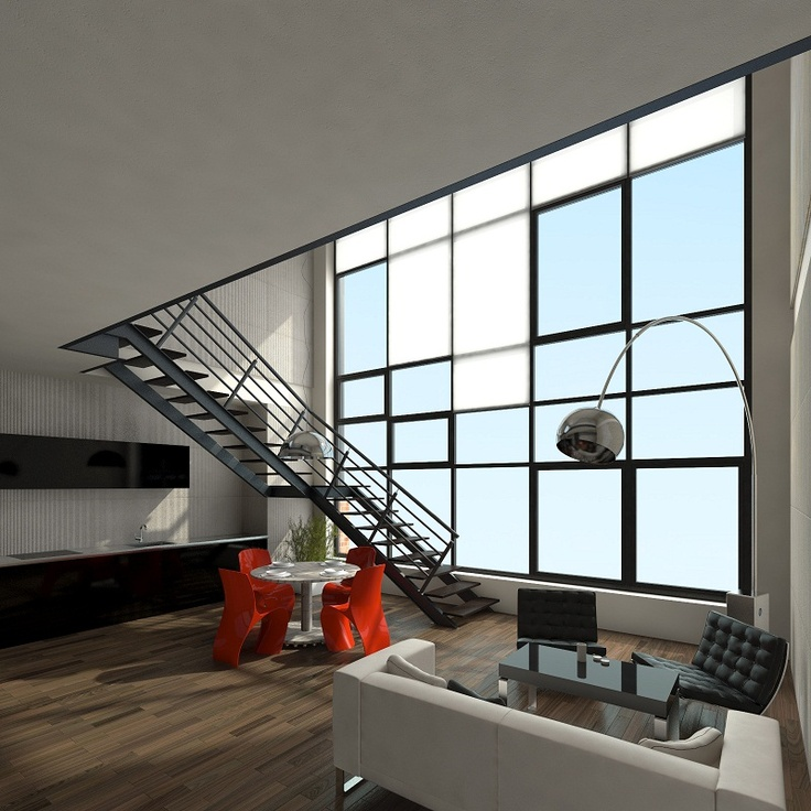 #Lofts, Ząbkowska St by @Koneser #interior