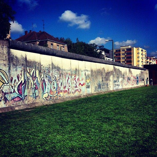 Gedenkstätte Berliner Mauer | Berlin Wall Memorial in Berlin, Berlin