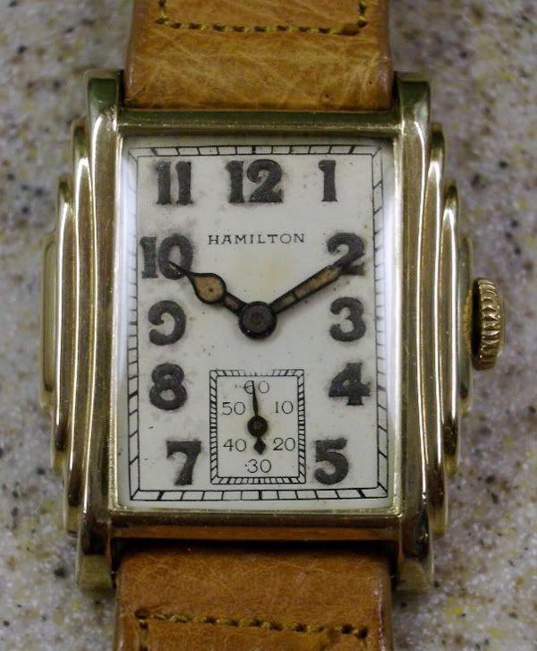 Art Deco Watch