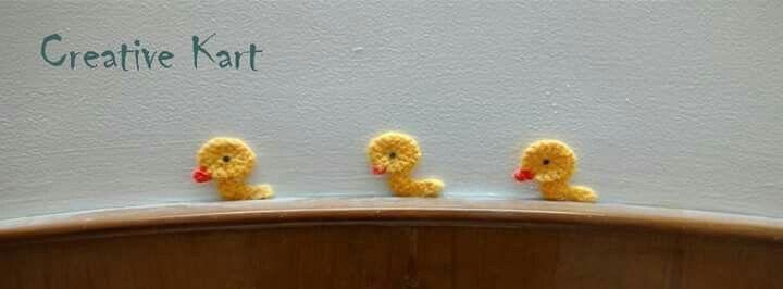3 little ducks!!!