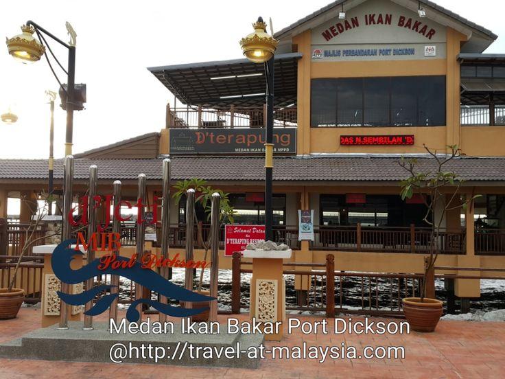 Restaurant Review :-Medan Ikan Bakar Majlis Perbandaran Port Dickson – Travel At Malaysia