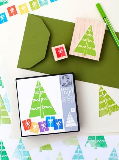 print  pattern: XMAS 2013 - tinsmiths (stamps from Yellow Owl Workshop)