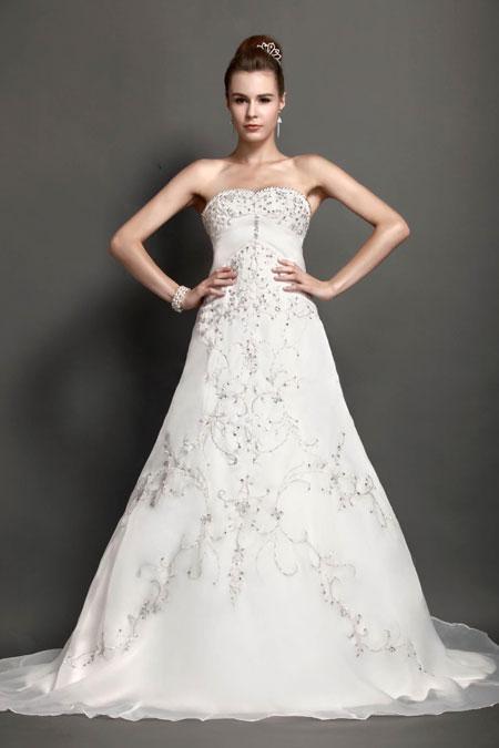 Portia de rossi wedding dress copy