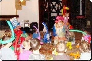 imprezy w przedszkolu