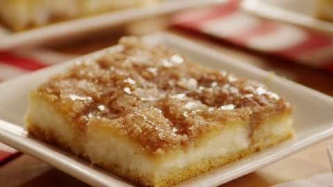 Sopapilla Cheesecake Pie Allrecipes.com | Cakes and Pies | Pinterest