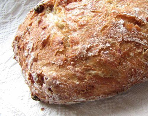 """""""Anya, ez isteni!..."""", avagy Gabojsza konyhája: Ropogós, sült hagymás kenyér"""