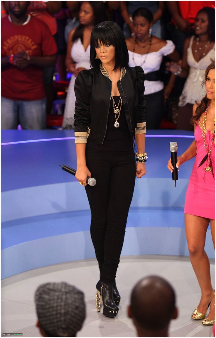2007: BET's 106 & Park, July 19th