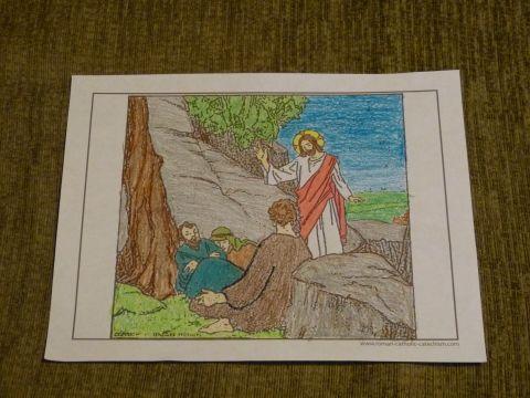 17 best lent activities for kids images on pinterest | lent, crown ... - Lent Coloring Pages Booklets Kids