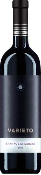 In stock - 9,57€ 2011 Karpatská Perla Varieto Frankovka modrá, red dry, Slovakia - 87pt Wine has intense carmin-red colour. In its aroma we can sense stone fruit and gentle cinnamon with vanilla. Taste is slightly velvet, full of cherries, sour cherries and plums in chocolate. Bottle maturity: 3 - 4 years.