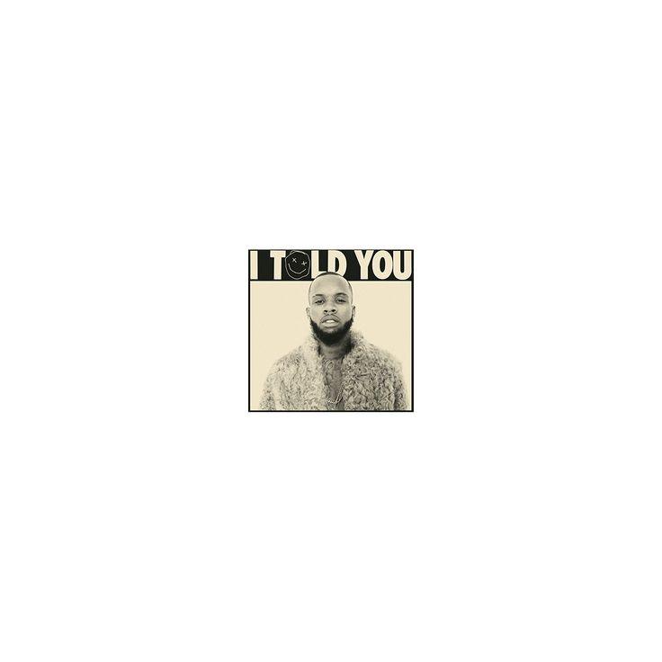 Tory lanez - I told you (CD)