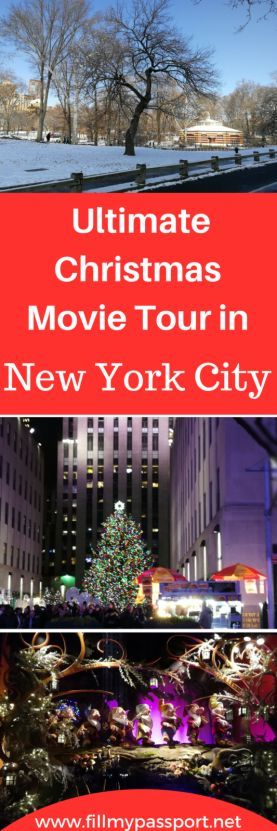 In our recent trip to New York City, we had the pleasure of partnering with On Location Tours for their Holiday Lights and Christmas Movie film locations tour! Check out our post showing you the incredible shop windows and a few highlights from the tour. Merry Christmas and a happy New Year!