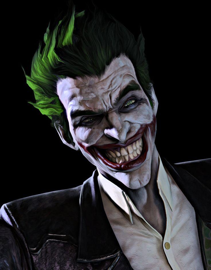 Joker by wargaron.deviantart.com on @DeviantArt