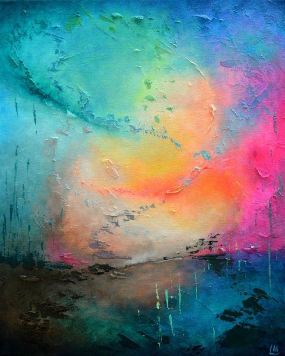 135 best inspirational abstract art images on pinterest for Inspirational paintings abstract