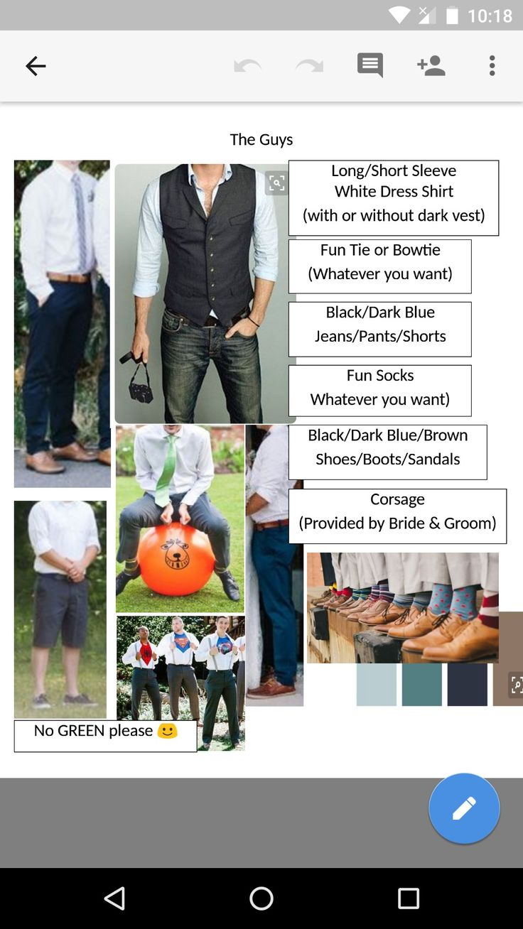The groomsmen. Casual outdoor wedding. Blue and white. Fun socks.